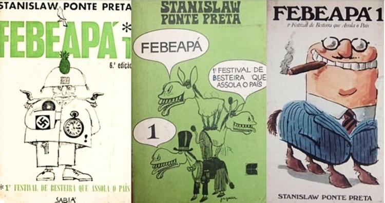 Bolsonaro faz renascer o Festival de Besteiras que Assola o País ...