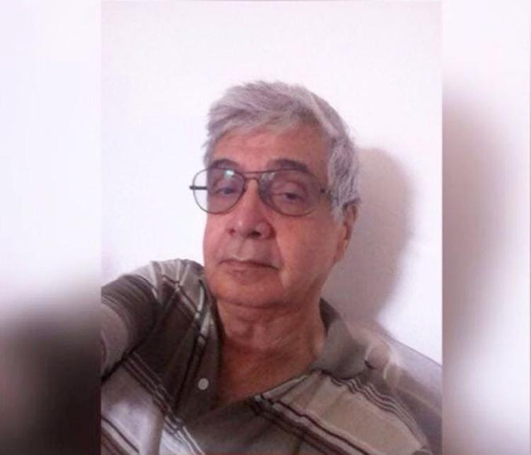 Médico Lindomar de Freitas Santos, 65 anos.