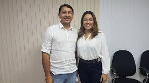Rejane Dias e Magno Soares