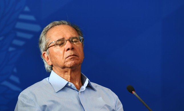 Paulo Guedes (Foto: O Globo)