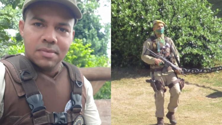 Soldado da PM baiana morre e há protesto em frente ao Hospital - Pensar  Piauí